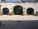 Atrio  interno Palazzo
