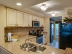 Completely Remodeled Open Kitchen