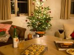Limes Farm Cottage is available for Christmas and New Year Holidays