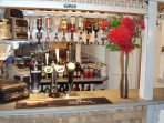 Bar wines and spirits