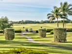 2 Championship Golf Courses Located Steps from the Condo! The Mustang and the Flamingo Golf Courses are Public; Free...