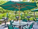 Community Grilling Area Near the Pool Area! Grill Up Some Steaks and Enjoy the Pool in Sunny Naples! Pool Heated in...