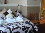 Bedroom double en-suite