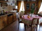 la cuisine séjour ' les pruniers'