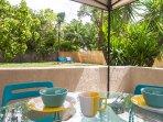 Beautiful backyard to enjoy