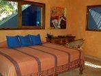 En-suite, king bedroom