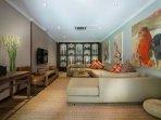 Multi Media Lounge at Villa Vanna Sedi