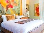 Mandalay Suite, Villa Vanna Sedi