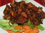 Chicken fry we serve to our guests