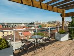 Common Rooftop Patio