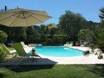 Fabulous Villa Cannes, large pool 6 dbl bedrooms