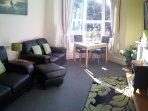 modern comfy lounge