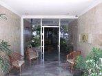 Entrada do Apartment Beira Mar/Fortaleza