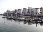Marina's harbour