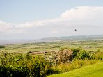 views accross Bristol Channel from Worlebury Golf Club 5 minutes walk from front door