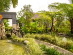 Hillside Eden Bali - The Tropical Garden