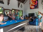 Hillside Eden Bali - The Game Room