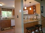 Alternate View of the Kitchen Counter