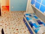 camera da letto singola + 1 letto aggiuntivo