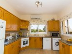 Fully Equipped Kitchen providing everything you need.