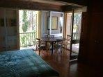 Estudio Terraza dormitorio principal y mesa