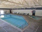 Millpond community indoor pool