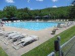 VIP community pool