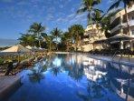 Gorgeous Infinity pool overlooking the ocean.