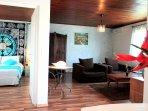L'Oasis de Terre Rouge - Appartement Frangipanier - Vue d'ensemble
