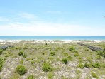 Ocean view from Wrightsville Dunes