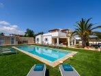 6 bedroom Villa in Ibiza Town, Balearic Islands, Spain : ref 5047786