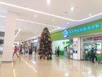 SM hypermarket for groceries