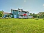 'Lake View House' Modern 4BR Hiwassee House