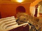 balneario de baños, fuente termal