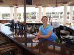 Enjoy your favorite libation at the WeQuassett's beach bar! Just a few miles down the road-Cape Cod New England...