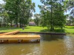 Enjoy the best of lake life when you stay at this delightful Bullard vacation rental home.