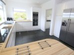 Croyde Holiday Cottages Luckenborough Kitchen