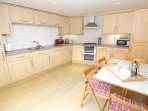 Woolacombe Holiday Cottages Surf View Kitchen