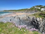 Woolacombe Holiday Cottages Surf View Mortehoe
