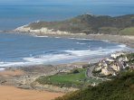Woolacombe Holiday Cottages Surf View Coast