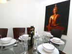 Croyde Holiday Cottages Dunes Dining