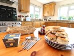 Croyde Holiday Cottages Dunes Scones