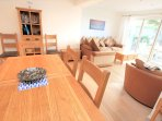 Woolacombe Holiday Cottages Ocean Breeze Kitchen Table 2