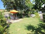 Croyde Holiday Cottages Crydda Garden