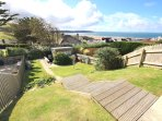 Woolacombe Holiday Cottages Ocean Breeze Garden