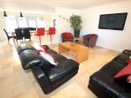 Croyde Holiday Cottages Seascape Lounge