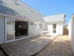 Croyde Holiday Cottages Seascape Outdoor Space