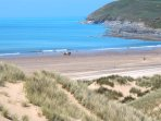 Croyde Holiday Cottages Seascape Beach