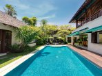 Shinta Dewi - The pool