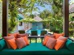 Shinta Dewi - Pool view